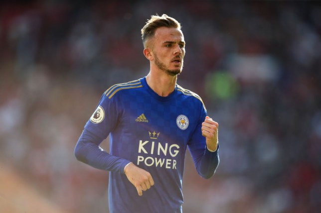 Brendan Rodgers responds to Manchester United interest in James Maddison