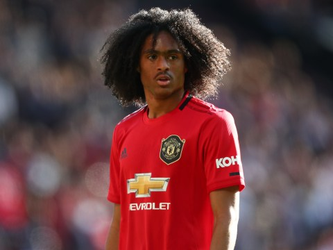 Manchester United confident of keeping Tahith Chong despite Juventus interest