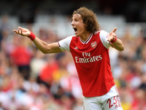 David Luiz has never had any of the qualities Arsenal need, says Tony Cascarino