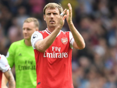Nacho Monreal posts emotional farewell to Arsenal fans after sealing transfer