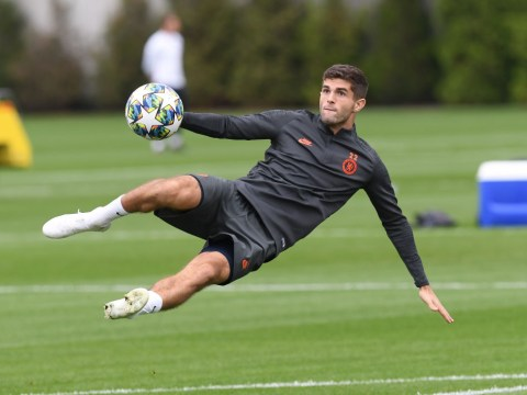 Christian Pulisic makes Chelsea vow after being dropped by Frank Lampard