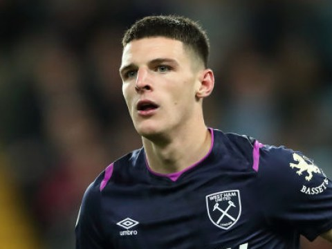 Declan Rice fits Solskjaer's blueprint but he isn't the £80m answer to Man Utd's midfield problem