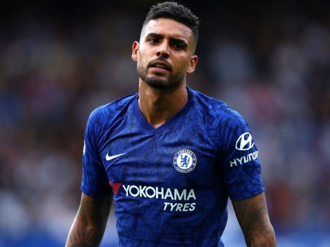 Juventus manager Maurizio Sarri eyeing January bid for Chelsea full-back Emerson Palmieri