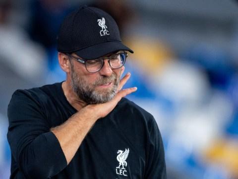 Jurgen Klopp details reasons behind Liverpool's Champions League defeat to Napoli