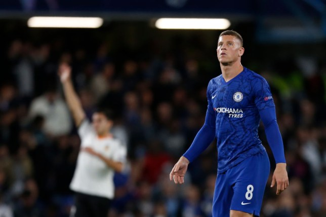 Ross Barkley missed a late penalty (Picture: Getty)
