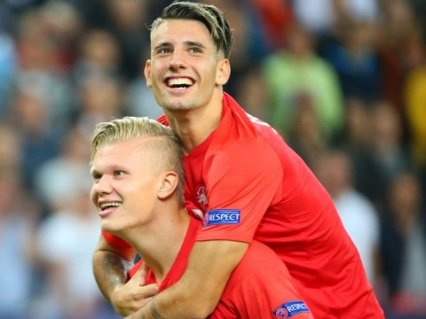 Arsenal interested in RB Salzburg duo Erling Braut Haaland and Dominik Szoboszlai
