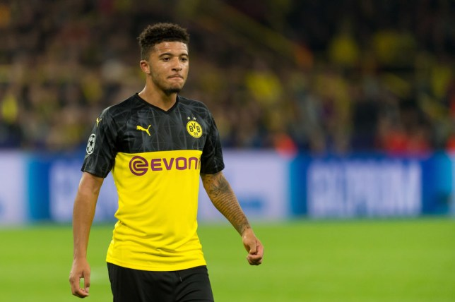 Jadon Sancho speaks out on his Dortmund future amid Manchester United links