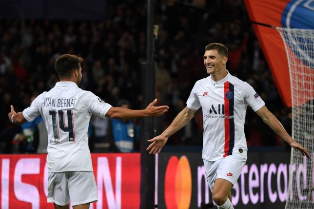 Thomas Meunier rounded off the victory in stoppage time (Picture: Getty)