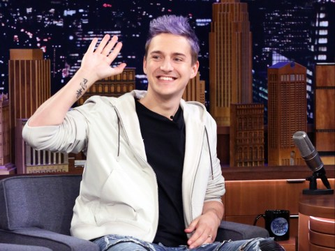 Ninja prepares to become movie star as he sets his sights beyond gaming