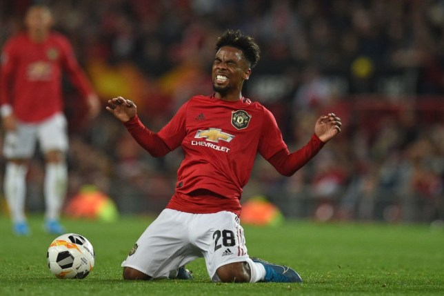 Gary Neville questions Angel Gomes sub and says Man Utd need four new players