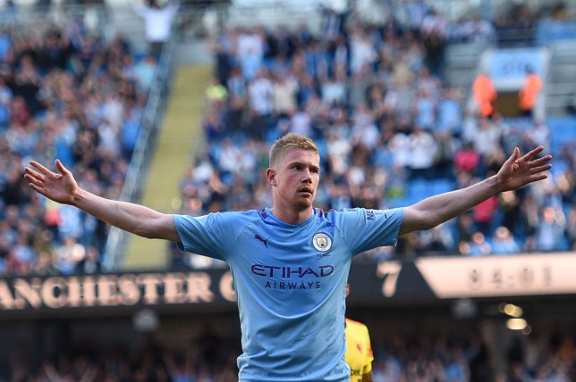 Manchester City boss Pep Guardiola names Kevin De Bruyne's one flaw