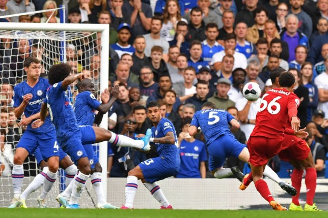 Kepa and Mateo Kovacic criticised by Jose Mourinho for Liverpool's opening goal