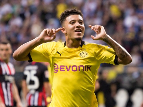 Paul Merson tells Manchester United to prioritise Jadon Sancho signing in January
