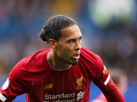 Jurgen Klopp explains why Virgil van Dijk missed training ahead of Liverpool vs Man City