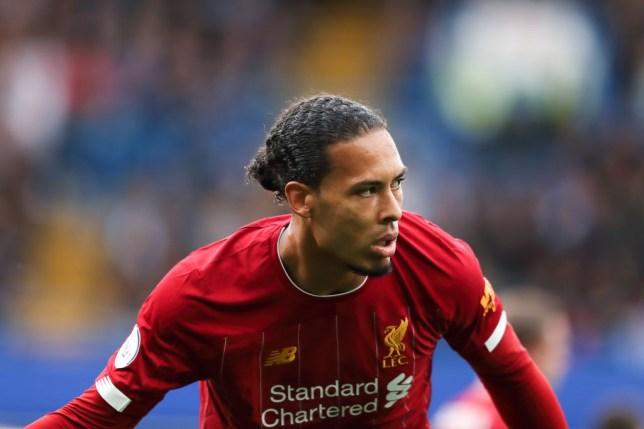 Liverpool defender Virgil van Dijk has received a warning from Martin Keown