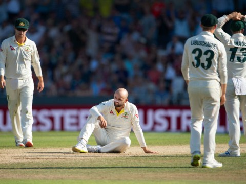 David 'Bumble' Lloyd claims Nathan Lyon's costly Ashes gaffe was karma for AB de Villiers incident
