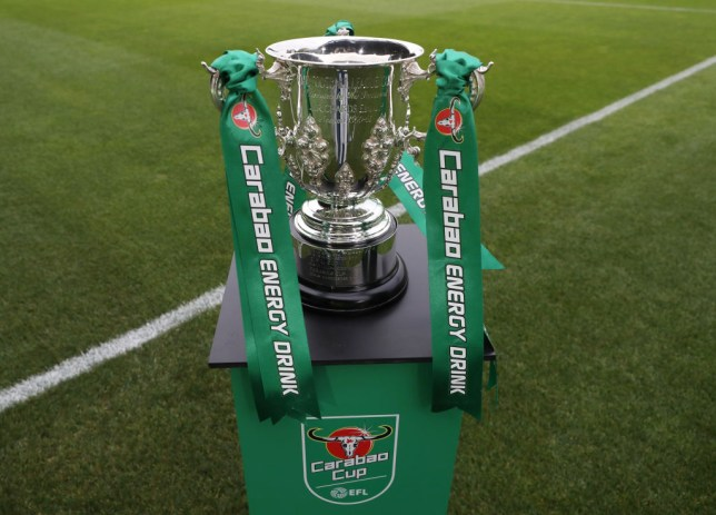 Man Utd, Chelsea, Arsenal, Man City and Liverpool learned their opponents during the Carabao Cup fourth round draw