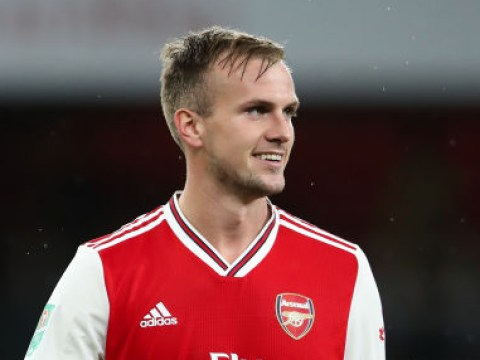 Rob Holding reveals Unai Emery asked Arsenal's players to vote for their captain this season