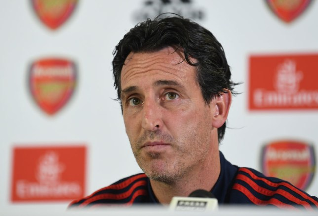Unai Emery says there is no language barrier at Arsenal