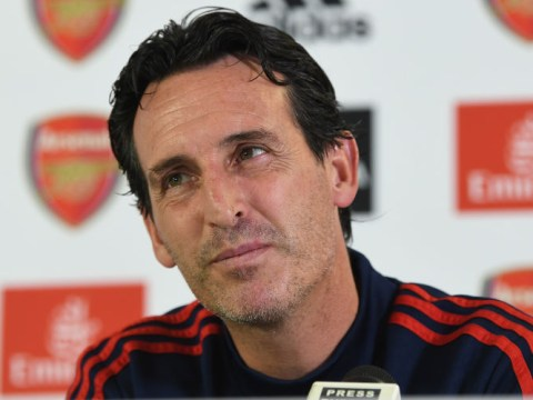 Paul Merson rips into Unai Emery over 'pathetic' Arsenal captaincy decision
