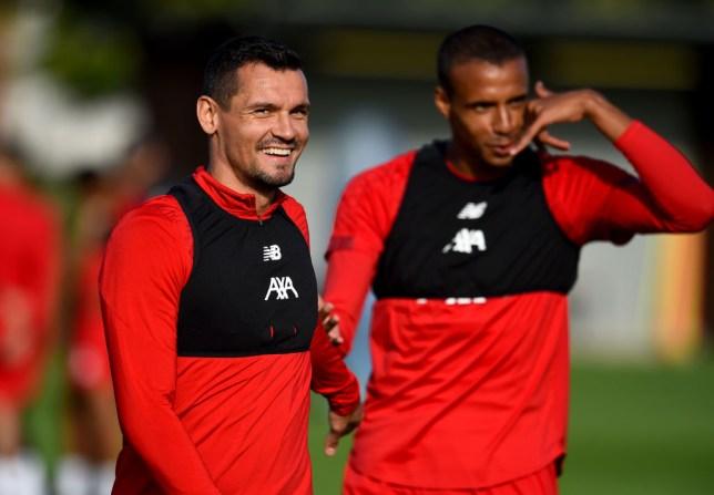 Dejan Lovren did want to leave Liverpool