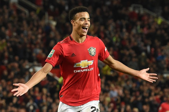 Mason Greenwood names Man Utd legend Wayne Rooney as one of his two footballing idols