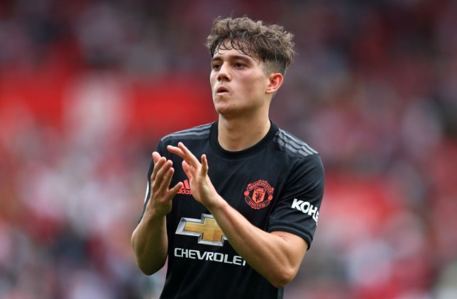 Daniel James has made a great start to life as a Manchester United player (Picture: Getty)