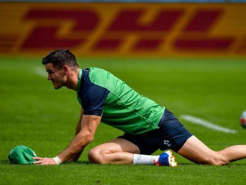 Johnny Sexton out of Ireland's World Cup clash with Japan due to injury