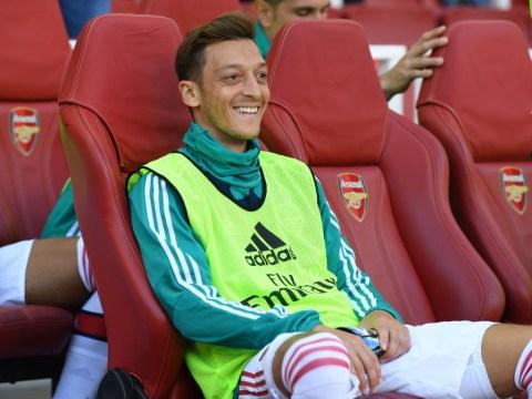Unai Emery has got to get 'genius' Mesut Ozil in the Arsenal team, says Glen Johnson