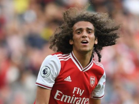 Jose Mourinho urges Arsenal midfielder Matteo Guendouzi to be more adventurous in possession