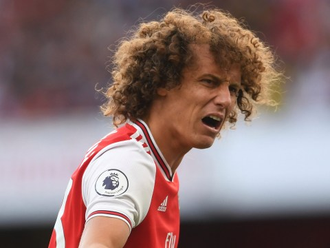 David Luiz responds to criticism aimed at Arsenal defenders after draw with Tottenham