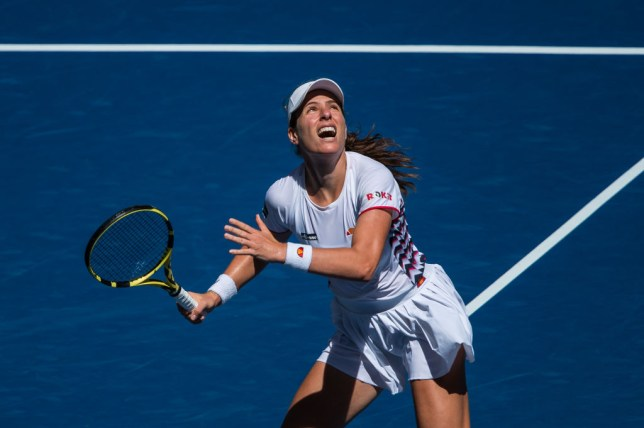 Johanna Konta rates her chances of winning a Grand Slam after US Open exit