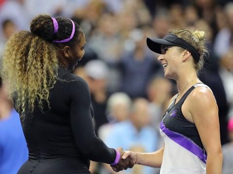 Elina Svitolina hails Serena Williams longevity after US Open semi-final defeat