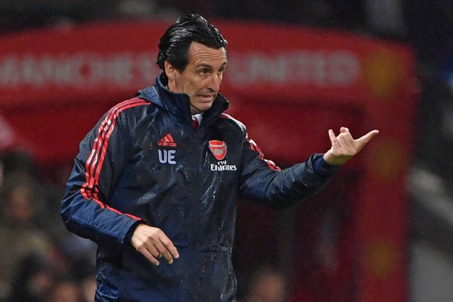 Unai Emery reveals what he told Arsenal players at half-time to inspire fightback