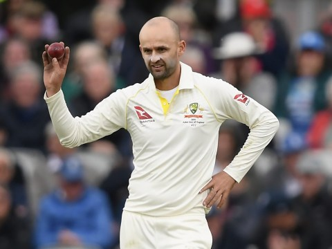 Australia star Nathan Lyon taunts England fans after jeers in fourth Ashes Test at Old Trafford