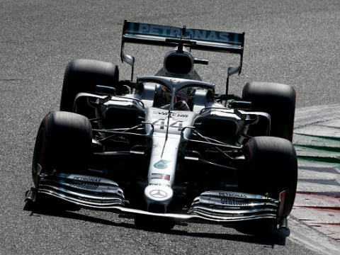 Formula One Italian Grand Prix start time, starting grid and how to watch