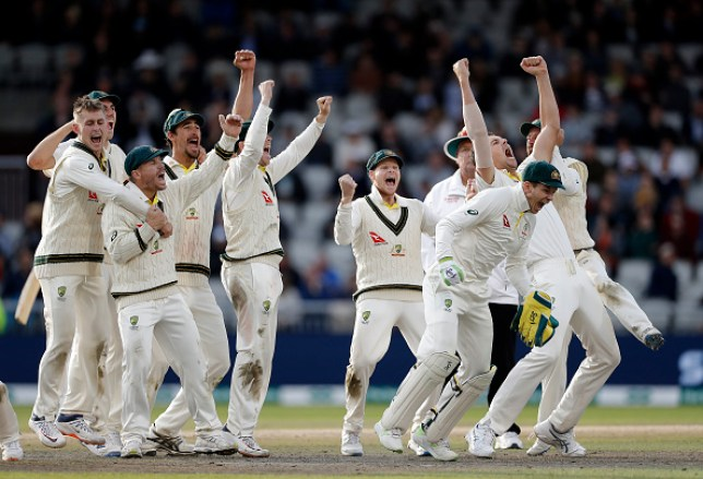 Australia retained the Ashes after beating England in the fourth Test