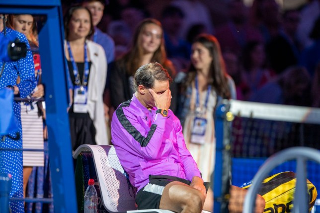Rafael Nadal Explains Us Open Final Tears After Downing Daniil Medvedev In Epic Metro News
