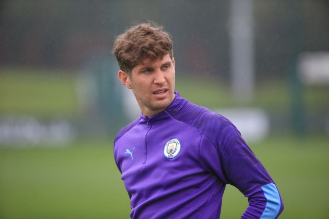 John Stones is back in full training (Picture: Getty)