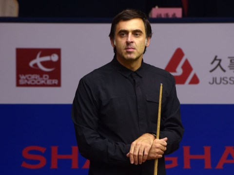Ronnie O'Sullivan's first match of the season sees whitewash win at Shanghai Masters
