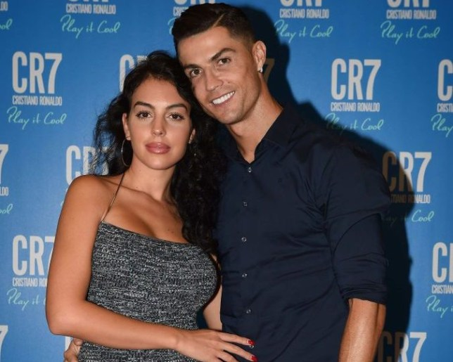 Cristiano Ronaldo Married Footballer Weds Georgina Rodriguez Metro News