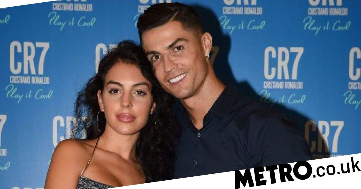Cristiano Ronaldo Married Footballer Weds Georgina Rodriguez Metro News