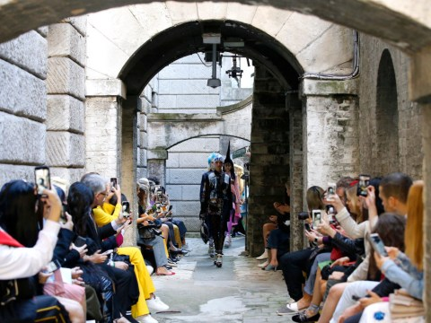What is the London Fashion week schedule, where is it held and can you still get tickets?