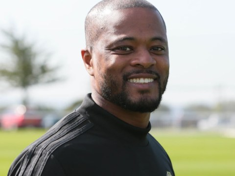 Patrice Evra calls on Man Utd players to harness 'anger' of league title drought