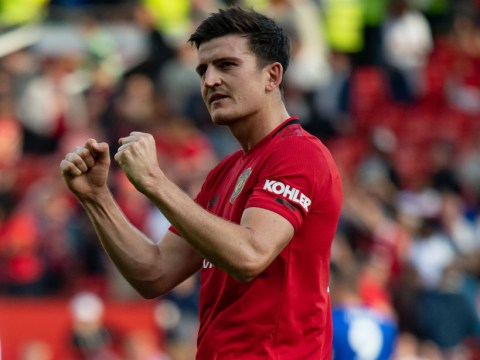 Manchester United star Harry Maguire wants to make Old Trafford a fortress after win over Leicester City