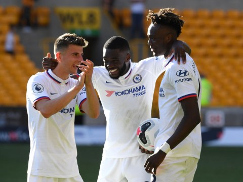 Frank Lampard reserves special praise for Fikayo Tomori after Chelsea's win over Wolves