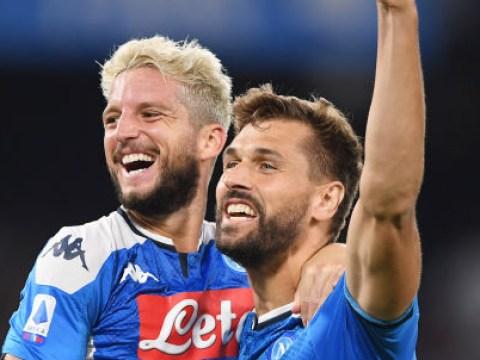 Napoli's Fernando Llorente seeking revenge against Liverpool after Champions League final heartache