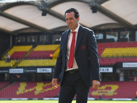 Unai Emery bemoans Arsenal's physical frailty in 2-2 draw with Watford