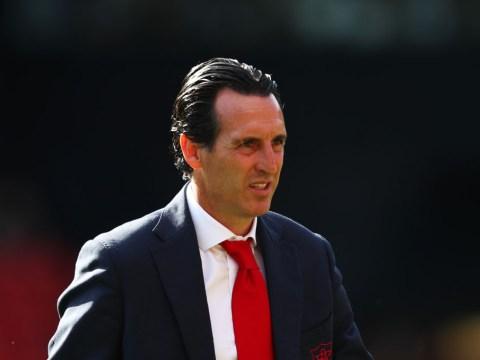 Unai Emery delays decision on naming Arsenal captains