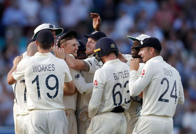 England drew the Ashes after beating Australia in the final Test